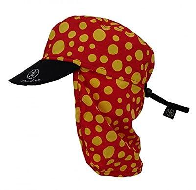 Chaskee Junior Sahara Dots Kinderkappe mit Nackenschutz von Chaskee - Outdoor Shop
