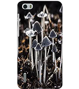 HUAWEI HONOR 6 PLANTS Back Cover by PRINTSWAG