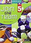 Anglais - Join the Team 5e