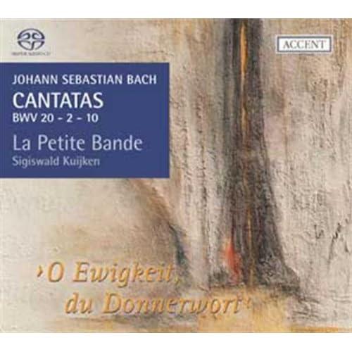 """O Ewigkeit, du Donnerwort, BWV 20 : Part II Aria """"O Menschenkind"""""""