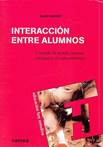 Interacción entre alumnos: Cuando la ayuda mutua enriquece el conocimiento (Educación Hoy Estudios)