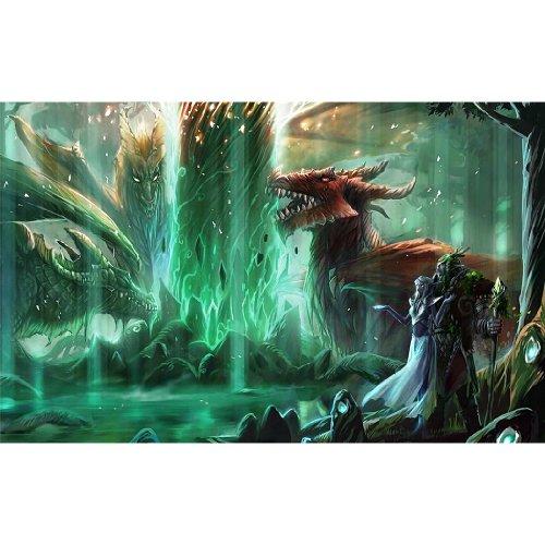 World of Warcraft – Drachen Seide-Poster