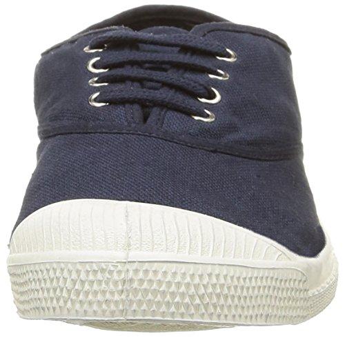 Bensimon - F15004c157, Sneaker Donna Bleu (516 Marine)