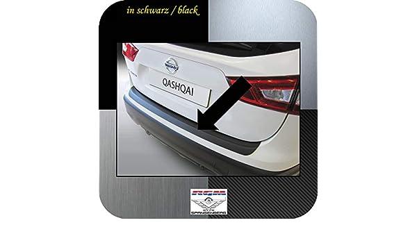 Station Wagon Colore: Nero Non Plus 2 // +2 RBP754 J11 Protezione paraurti per Nissan Qashqai II SUV Anno di Costruzione 11.2013 RGM Richard Grant Mouldings Ltd
