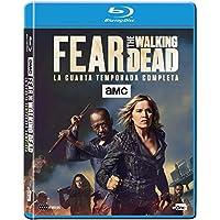 Fear The Walking Dead Temporada 4 Blu-Ray