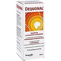 Dequonal Lösung 200 ml preisvergleich bei billige-tabletten.eu