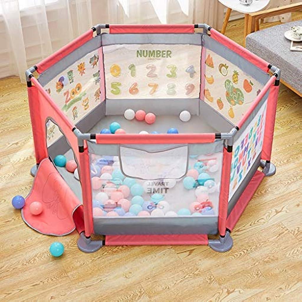 Jssfqk Valla De Juegos Para Ninos En El Interior Casa Para Bebes