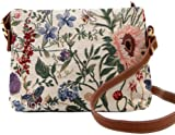 Signare Womens Tapestry Fashion Shoulder Handbag Across Body Messenger Bag Floral