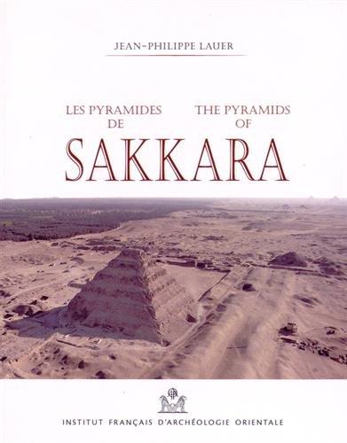Les pyramides de Sakkara