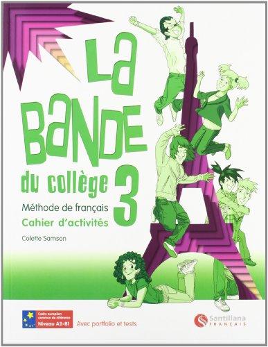 La Bande 3 Cahier D'Activites + Separata + Cd Alumno - 9788492729159 por Vv.Aa.