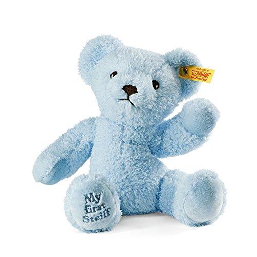 Steiff 664724 - Teddybär 24 My First, hellblau