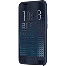 HTC Dot View - Funda dura para HTC One A9, color azul