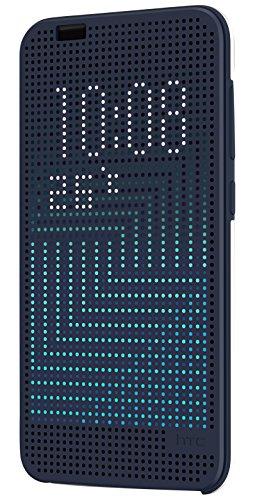 HTC 99H11980-00 funda para teléfono móvil 12,7 cm (5') Libro Azul - Fundas...