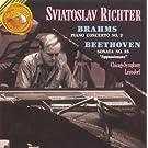 Brahms: Concerto No. 2, Op. 83/Beethoven: Sonata No. 23, Op. 57