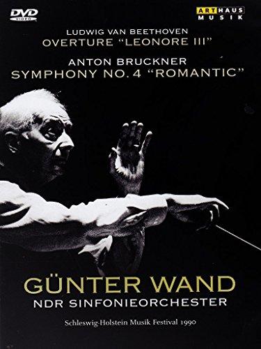 Beethoven/Bruckner - Overture Leonore III/Symphony No. 4