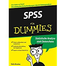 [(SPSS Fur Dummies)] [By (author) Felix Brosius] published on (January, 2007)