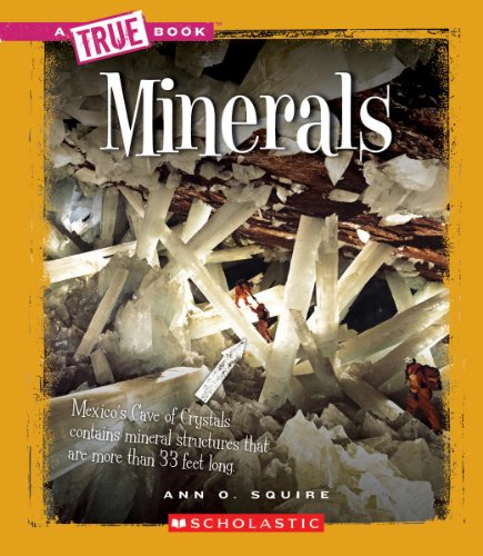 Minerals (True Books)