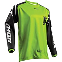 Thor Sector Zones Motocross Jersey Camiseta Offroad Enduro Cross verde S M L XL 2 X L ...