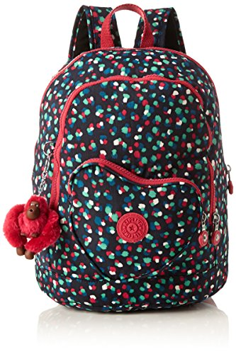 Kipling - HEART BACKPACK - Mochila para niños - Festive Camo - (Multi color)