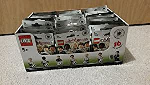 Display (Box of 60) with 60 Minifigures 71014 DFB The German Soccer Team
