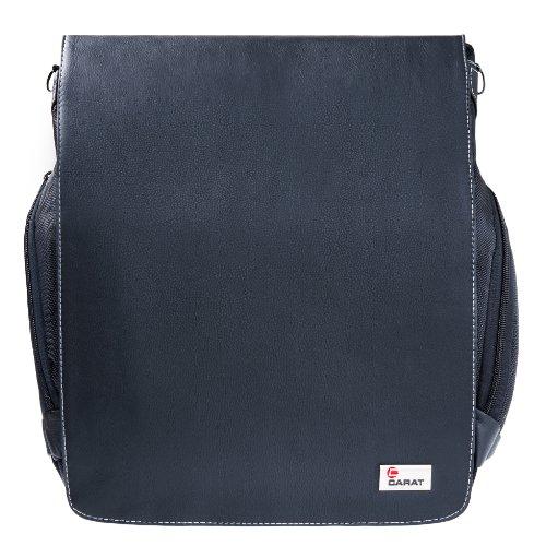 original Carat electronics Notebooktasche bzw. Notebookrucksack für alle Laptops mit einer Bildschirmdiagonale von 38,4 cm ( 15.1