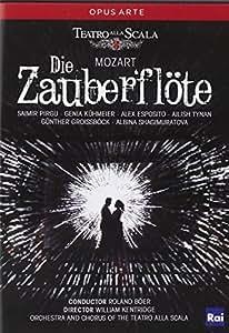 Die Zauberflote [Blu-ray]