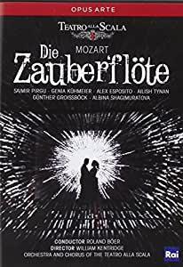 Mozart: Die Zauberflote (Opus Arte: OABD7099D) [Blu-ray] [2012] [2010] [Region Free]