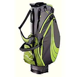 Formstripe Golf Stand Bag Castlerock-Lime Green SS14 One Size