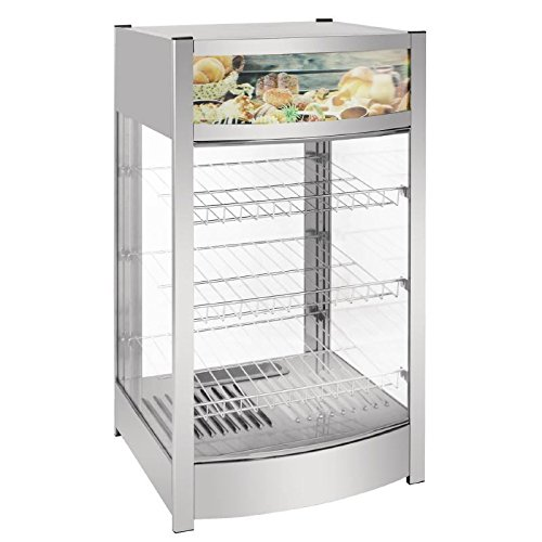 Buffalo ck627 Hot Alimentare Display Cabinet