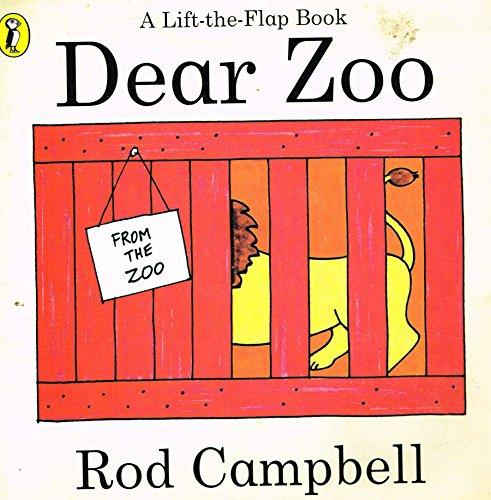 DEAR ZOO. A lift the flap book.