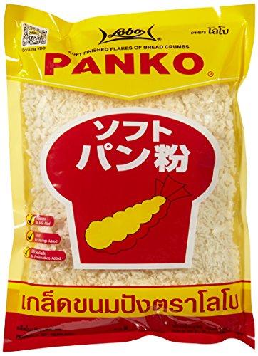 Lobo Paniermehl Brotkrumen Panko 200g, 12er Pack (12 x 200 g)