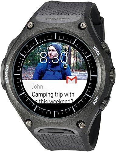 Casio WSD-F10BK (SW001)  Digital Watch For Unisex