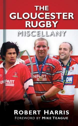 The Gloucester Rugby Miscellany (Miscellany (History Press)) (English Edition)