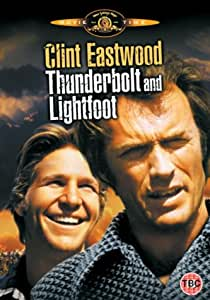 Thunderbolt And Lightfoot [DVD] [1974]