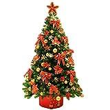 WULIFANG New Luxury encryption Christmas Tree 2.1 m Christmas Decoration Tree Mall Hotel