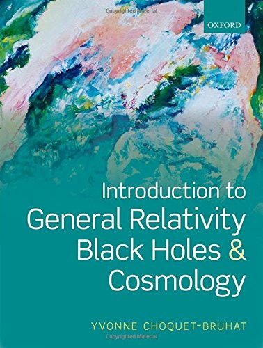 Introduction to General Relativity, Black Holes, and Cosmology