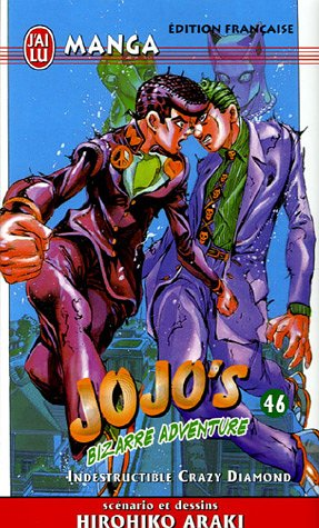 Jojo's Bizarre Adventure, Tome 46 : Indestructible Crazy Diamond