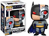 Animated Batman Figura de Vinilo Batman Robot (Funko 13645)