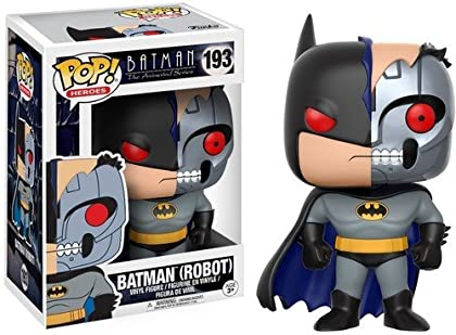 Batman Animated Figura de Vinilo Robot (Funko 1...