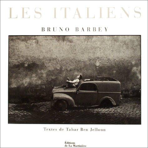 Les Italiens par Tahar Ben Jelloun