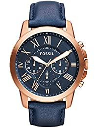 amazon co uk £50 £100 watches fossil men s watch fs4835
