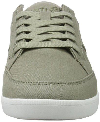 Boxfresh Herren Creeland SH Gdye/SDE Ver Grn/Off WHT Sneaker, Grün (Grün), 43 EU
