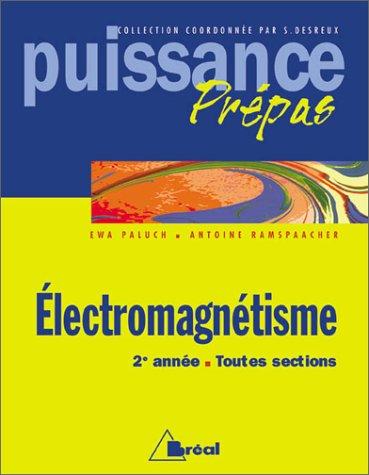 Electromagnétisme Prépa 2ème année