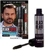 Blackbeard for Men - temporary brush on colour 12ml (0.40oz) Dark Brown