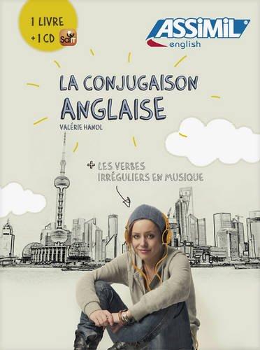 La conjugaison anglaise (1CD audio)