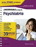 L'indispensable en STAGE de Psychiatrie (French Edition)