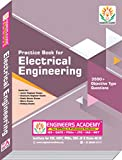 Electrical Engineering 5800 + MCQs Practice Book for SSC-JE , Assistant Engineer & Junior Engineer