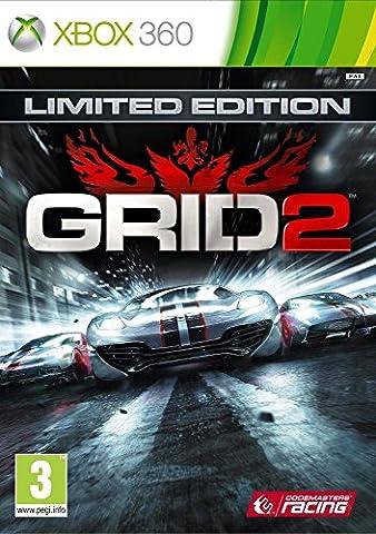 Race Driver : Grid 2 - édition