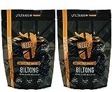 1 KG (2x500g) Peri Peri BILTONG preis gewonnenes BILTONG. Gluten & ZUCKER Frei, hoher Proteingehalt, PALEO, DIET Beef Jerky. Auch in 500g 250g Traditionelle, BBQ