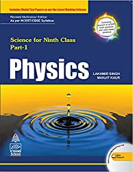 Science for Ninth Class Part1 Physics  (Examination 2019-2020)